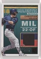 Christian Yelich [Noted] #/10