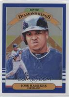 Diamond Kings - Jose Ramirez #/75