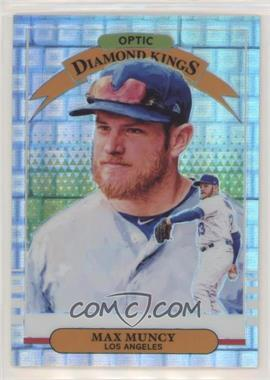 2019 Panini Donruss Optic - [Base] - Pandora Prizm #26 - Diamond Kings - Max Muncy /99