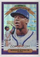 Diamond Kings - Ronald Acuna Jr. /99