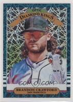 Diamond Kings - Brandon Crawford #/35