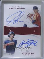 Forrest Whitley, Kyle Tucker #/20