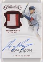 Austin Riley #/20