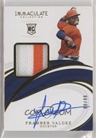 Rookie Patch Auto - Framber Valdez #/99