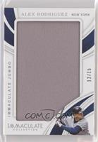 Alex Rodriguez [Noted] #/15