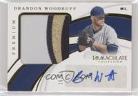 Brandon Woodruff #/25