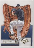 Gloves - Corey Kluber #/99