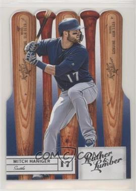 2019 Panini Leather & Lumber - [Base] - Die-Cut #84 - Bats - Mitch Haniger