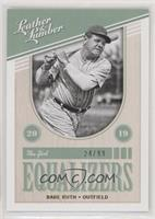 Babe Ruth #/99