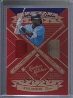Lewis Brinson [EX to NM] #/99