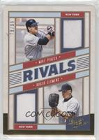 Mike Piazza, Roger Clemens /99