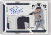 Rookie Material Signatures 2 - Ty France #/49
