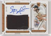 Rookie Material Signatures 2 - Shaun Anderson #/49