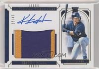 Rookie Material Signatures 2 - Keston Hiura #/49