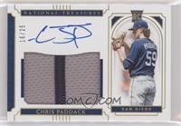 Rookie Material Signatures 2 - Chris Paddack #/25
