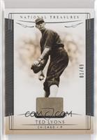 Sepia - Ted Lyons #/49