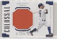 Jose Altuve #/25