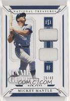 Mickey Mantle #/49