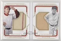 Eddie Sawyer, Joe McCarthy #/15