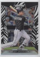 Tier II - Brian Anderson #/99