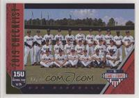 Checklist - USA Baseball 15U National Team [EX to NM] #/25