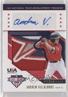Andrew Villalobos [EX to NM] #/5
