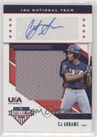 18U National Team - C.J. Abrams #/199