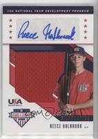 16U National Team Development Program - Reece Holbrook #/199