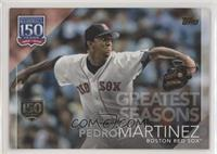 Greatest Seasons - Pedro Martinez /150