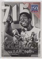 Greatest Moments - Hank Aaron #/150