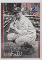 Greatest Seasons - Babe Ruth #/10
