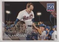 Greatest Moments - Nolan Ryan