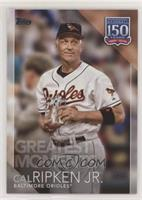 Greatest Moments - Cal Ripken Jr.