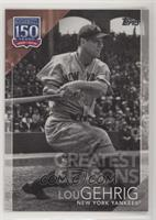 Greatest Seasons - Lou Gehrig