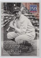 Greatest Seasons - Babe Ruth