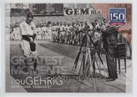 Greatest Moments - Lou Gehrig [EX to NM]