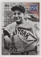 Greatest Players - Lou Gehrig
