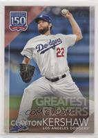 Greatest Players - Clayton Kershaw [Noted]