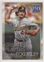 Greatest Players - Dennis Eckersley [EX to NM]