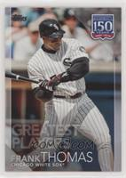 Greatest Players - Frank Thomas