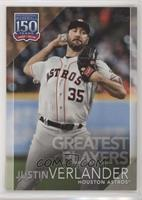 Greatest Players - Justin Verlander [EX to NM]