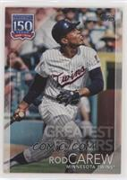 Greatest Players - Rod Carew [EX to NM]