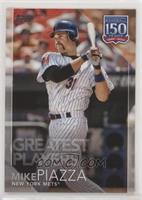 Greatest Players - Mike Piazza [EX to NM]