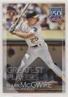 Greatest Players - Mark McGwire
