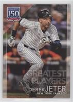 Greatest Players - Derek Jeter [EX to NM]