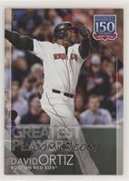 Greatest Players - David Ortiz [EX to NM]