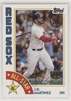 J.D. Martinez /150 [EX to NM]