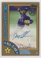 Dwight Gooden [Noted] #/50