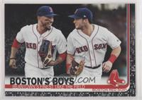 Checklist - Boston's Boys (Beantown's Finest Take the Field) #/67