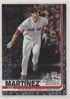 World Series Highlights - J.D. Martinez #/67